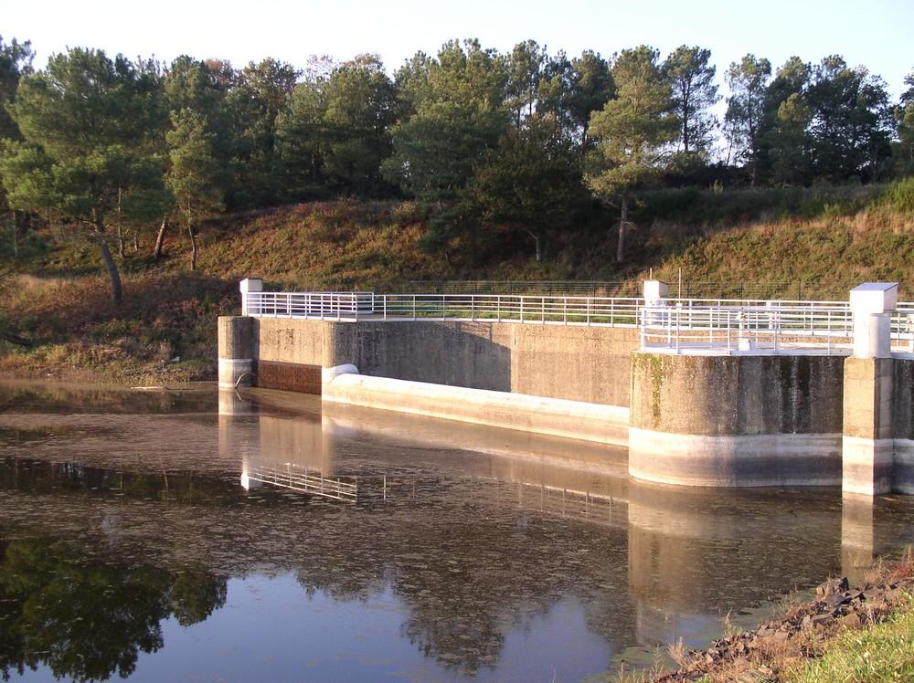 barrage canut ouvrage