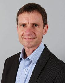 BESNARD Jean Francois - Vice Président Collectivité Eau du Bassin Rennais