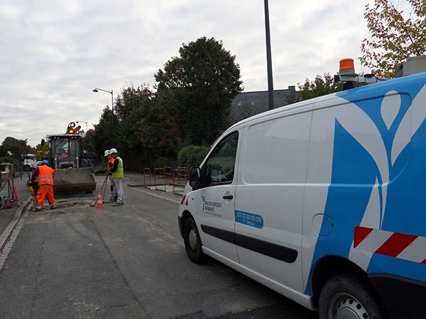 La SPL distribue l'eau à Pacé, Vezin-le-Coquet et St-Gilles