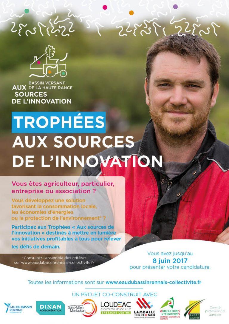 Trophees Aux sources de l'innovation 2017