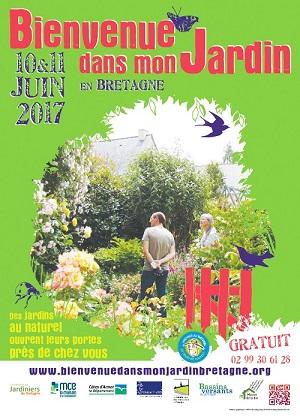 10 et 11 juin : bienvenue dans mon jardin en Bretagne