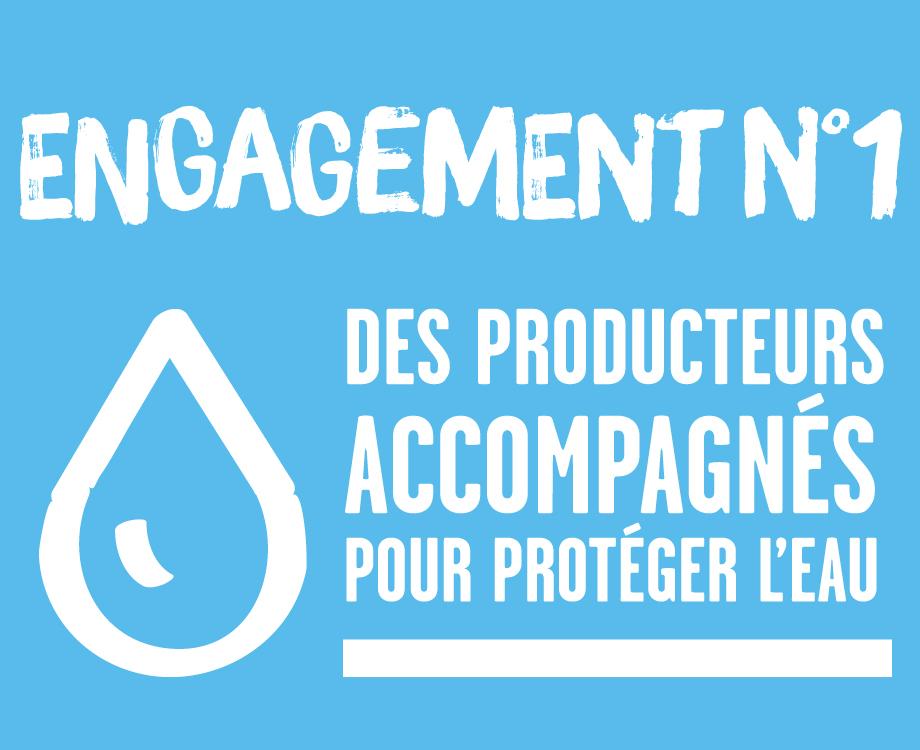 Des producteurs accompagnés pour protéger l'eau